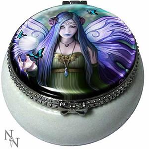 Nemesis Now Anne Stokes Mystic Aura Trinket Box