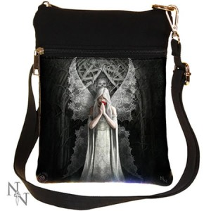 Nemesis Now Anne Stokes Only Love Remains Shoulder Bag