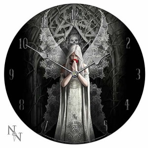 Nemesis Now Anne Stokes Only Love Remains Wall Clock