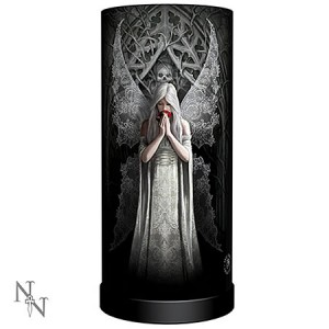 Nemesis Now Anne Stokes Only Love Remains Lamp