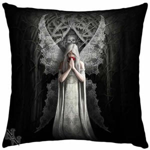 Nemesis Now Anne Stokes Only Love Remains Silk Finish Cushion