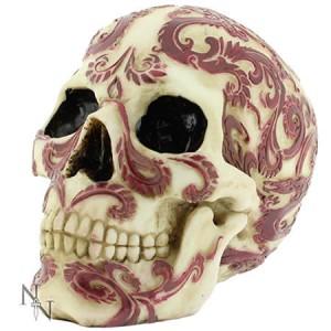 Nemesis Now Anne Stokes Oriental  Skull