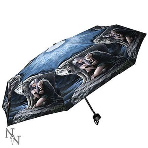 Nemesis Now Anne Stokes Protector Umbrella