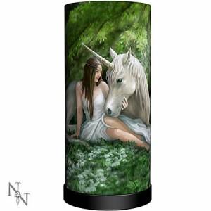 Nemesis Now Pure Heart Lamp