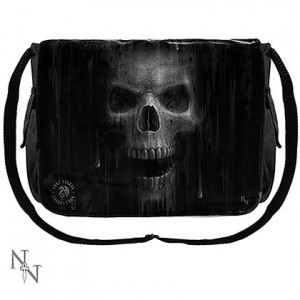 Nemesis Now Anne Stokes The Watcher Messenger Bag
