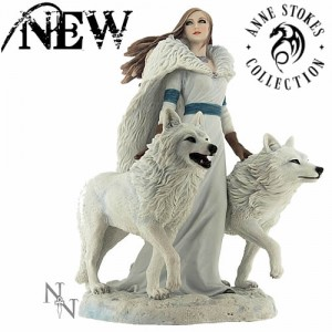 Nemesis Now Anne Stokes Winter Guardians Figurine
