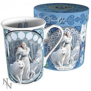 Nemesis Now Anne Stokes Winter Guardians Cup