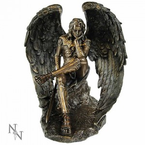 Nemesis Now Archangel Lucifer The Fallen Angel Figurine