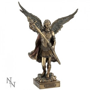 Nemesis Now Archangel St Michael Peace And Justice Figurine