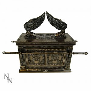 Nemesis Now Ark of the Covenant Trinket Box