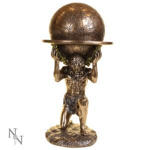 Nemesis Now Atlas' Burden Figurine