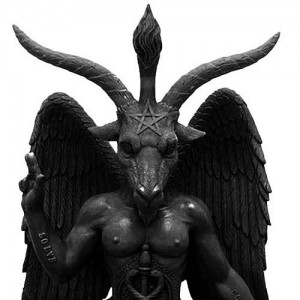 Nemesis Now Baphomet Antiquity