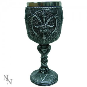 Nemesis Now Goblet of Baphomet