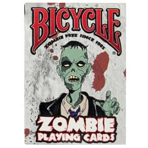 Nemesis Now Bicycle Zombie Playing Cards