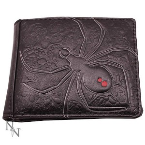 Nemesis Now Black Widow Men's Wallet