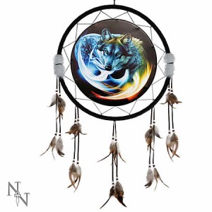 Nemesis Now Born of Fire and Ice Dreamcatcher