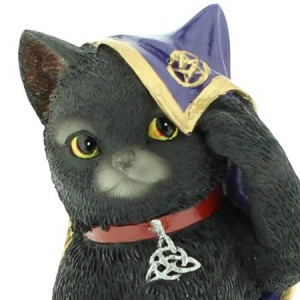 Nemesis Now Cats of Coven Figurines Jinx