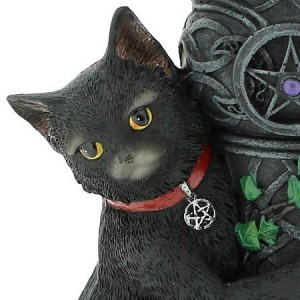 Nemesis Now Cats of Coven Figurines Midnight