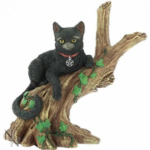 Nemesis Now Cats of Coven Figurines Onyx