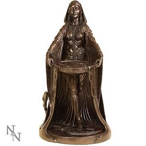 Nemesis Now Celtic Goddess Danu Figurine