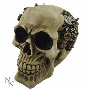 Nemesis Now Clockwork Cranium Skull