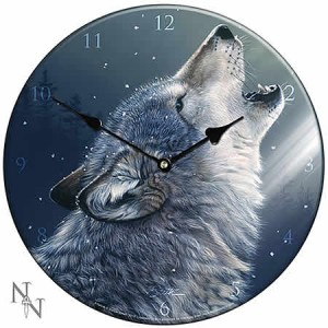 Nemesis Now Daniel Smith Ascending Song Glass Clock