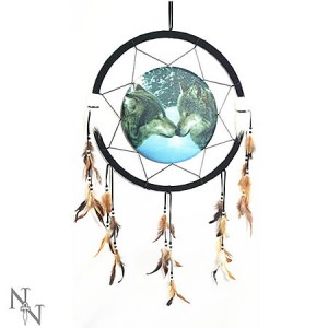 Nemesis Now Daniel Smith Muzzle Nuzzle Dreamcatcher