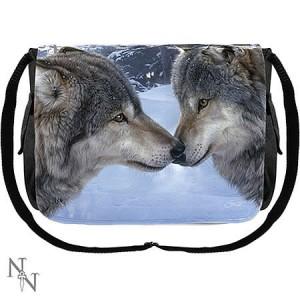 Nemesis Now Daniel Smith Muzzle Nuzzle Messenger Bag