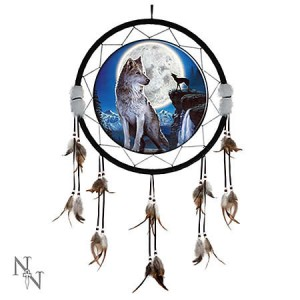 Nemesis Now David Penfound Blue Moon Dream Catcher Large