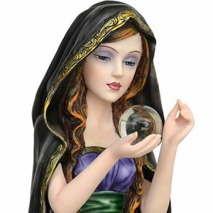 Nemesis Now Davina Witch Figurine