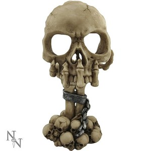 Nemesis Now Deliberation Tea Light Holder