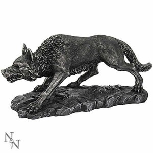 Nemesis Now Dire Wolf Figurine