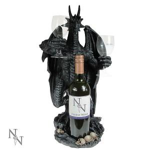 Nemesis Now Dragon Wine Guardian Bottle Holder