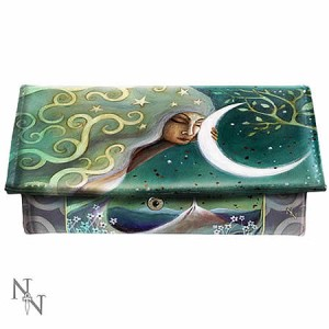 Nemesis Now Earth and Moon Purse