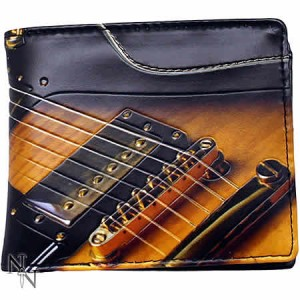 Nemesis Now Electric Guitar Men's Wallet