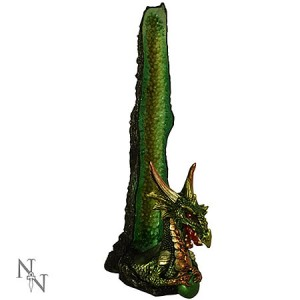 Nemesis Now Emerald Stalagmite Incense Holder