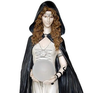 Nemesis Now Enchantress of Light Figurine