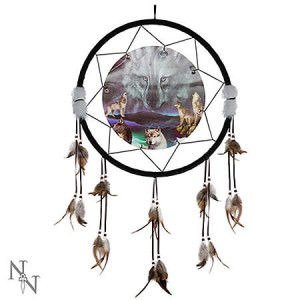 Nemesis Now Eye of the Horizon Dreamcatcher