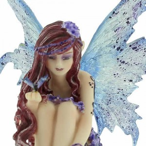 Nemesis Now 'Azure' fairy figurine