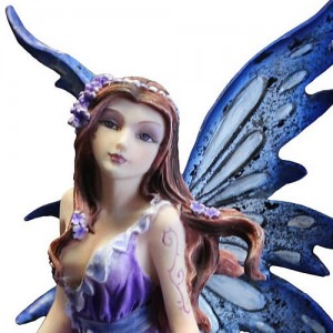 Nemesis Now 'Lavendar' fairy figurine