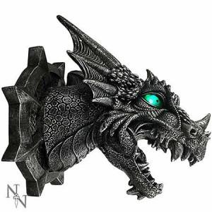 Nemesis Now Ferox Dragon Wall Plaque