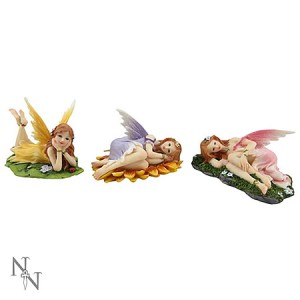 Nemesis Now Floral Slumbers (set of 3)
