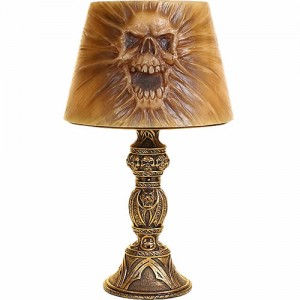 Nemesis Now From The Darkness Skull Lamp