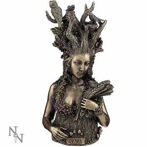 Nemesis Now Gaia Bust