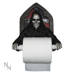 Nemesis Now Reaper Toilet Paper Holder