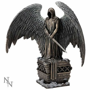 Nemesis Now Guardian Angel Figurine