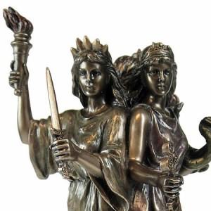 Nemesis Now Hecate Goddess Figurine