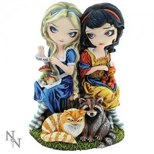 Jasmine Becket-Griffith Alice & Snow White Figurine