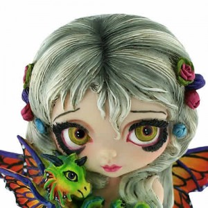 Jasmine Becket-Griffith Darling Dragonling Figurine
