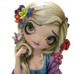 Jasmine Becket-Griffith Flora Figurine